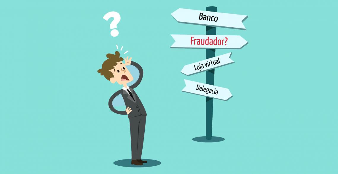 Vítimas de cartões clonados querem saber o endereço dos fraudadores. Por quê?
