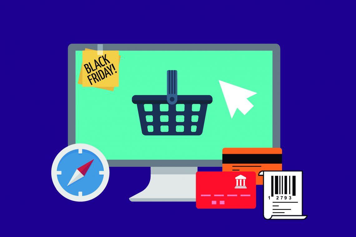Cartão ou boleto: qual o pagamento mais seguro na Black Friday?